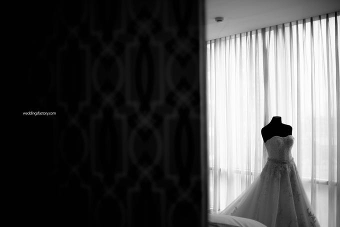 Ardian + Iline Wedding by Wedding Factory - 003