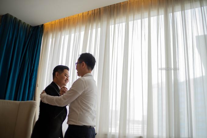 Ardian + Iline Wedding by Wedding Factory - 008