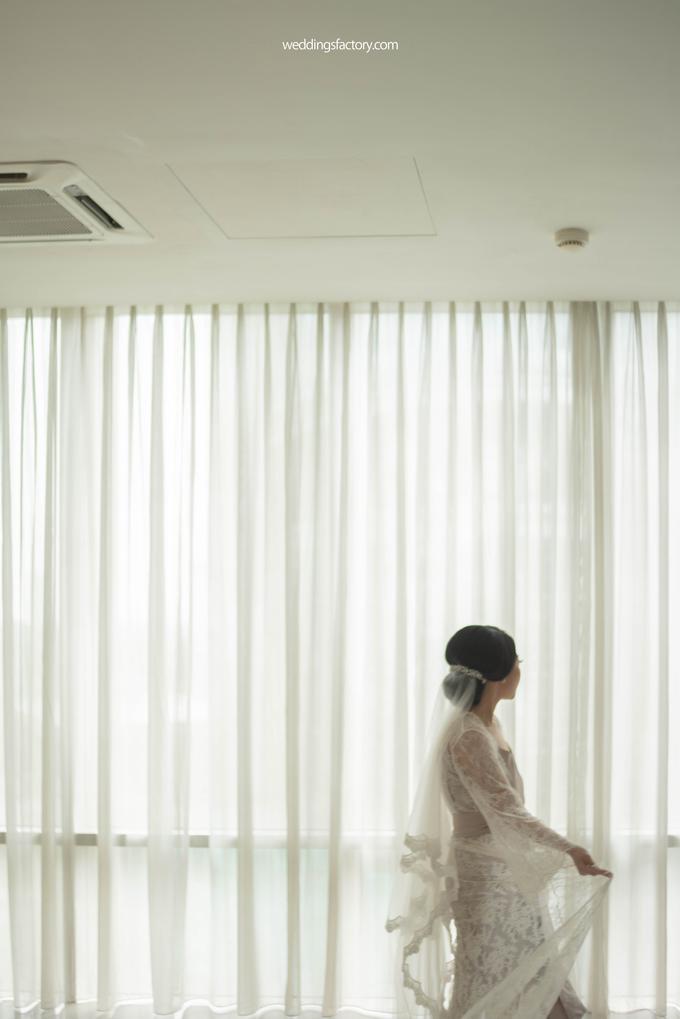 Ardian + Iline Wedding by Wedding Factory - 009