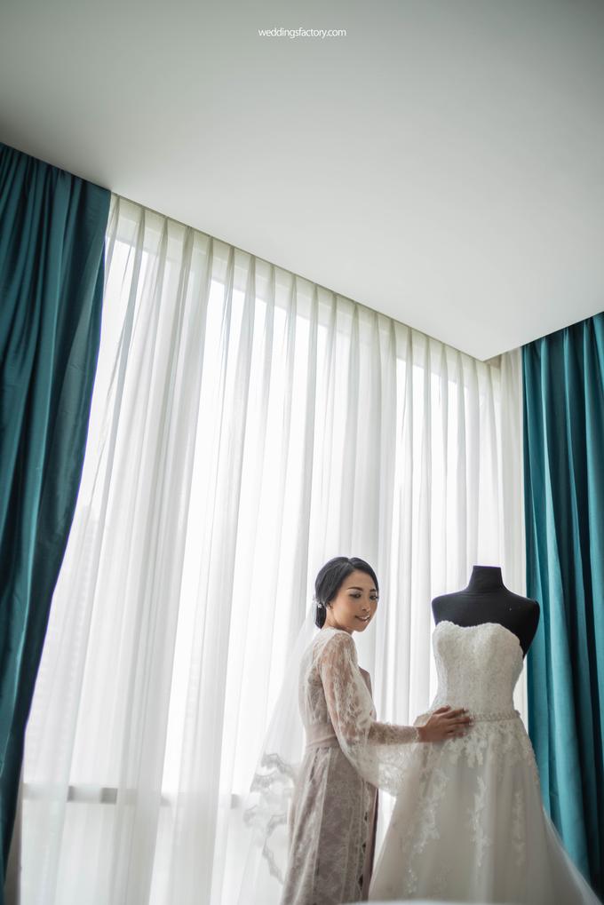 Ardian + Iline Wedding by Wedding Factory - 010