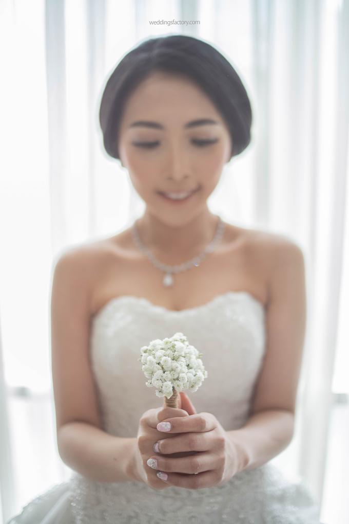 Ardian + Iline Wedding by Wedding Factory - 011