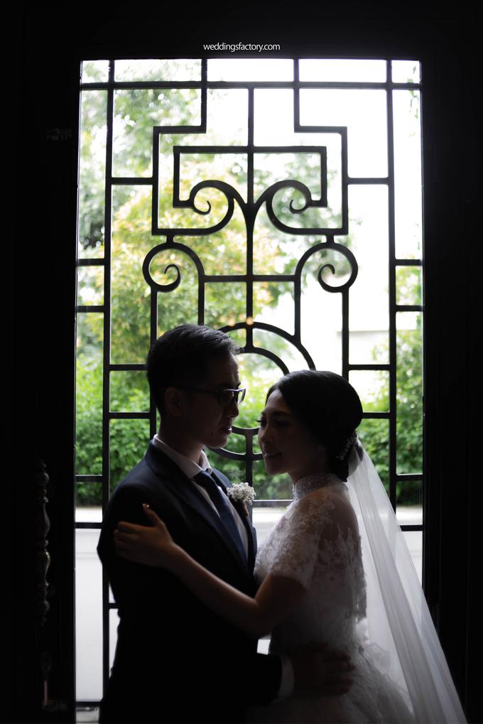 Ardian + Iline Wedding by Wedding Factory - 012