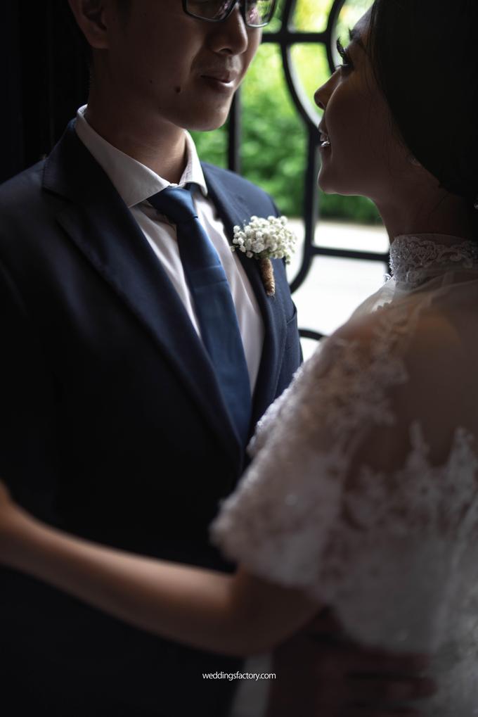 Ardian + Iline Wedding by Wedding Factory - 013