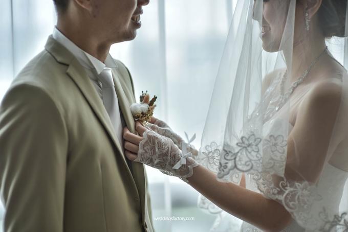 Berny + Caroline Wedding by Wedding Factory - 008