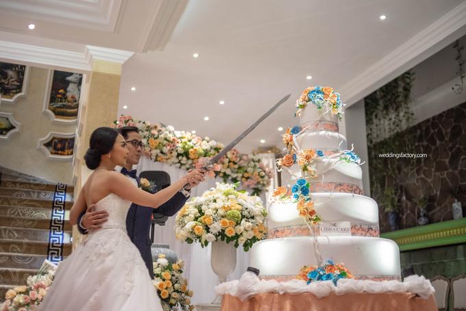 Ardian + Iline Wedding by Wedding Factory - 018