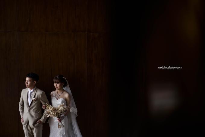 Berny + Caroline Wedding by Wedding Factory - 012