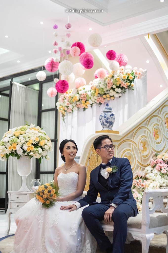 Ardian + Iline Wedding by Wedding Factory - 020