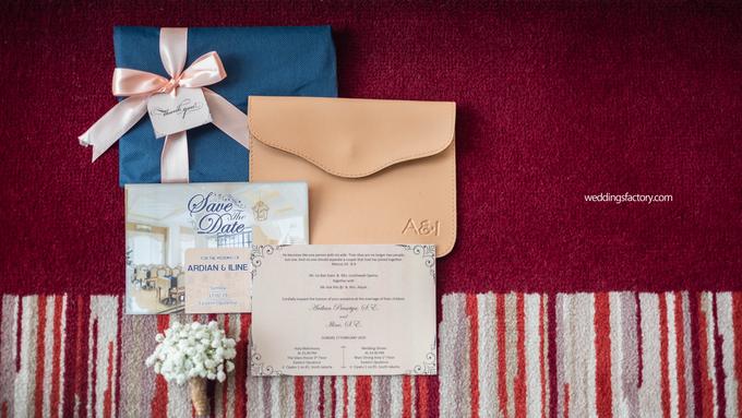 Ardian + Iline Wedding by Wedding Factory - 021