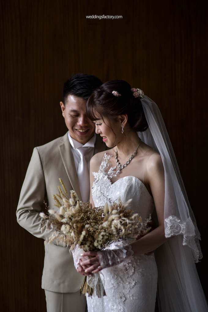 Berny + Caroline Wedding by Wedding Factory - 013