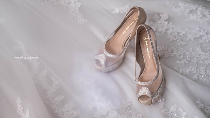 Ardian + Iline Wedding by Wedding Factory - 022
