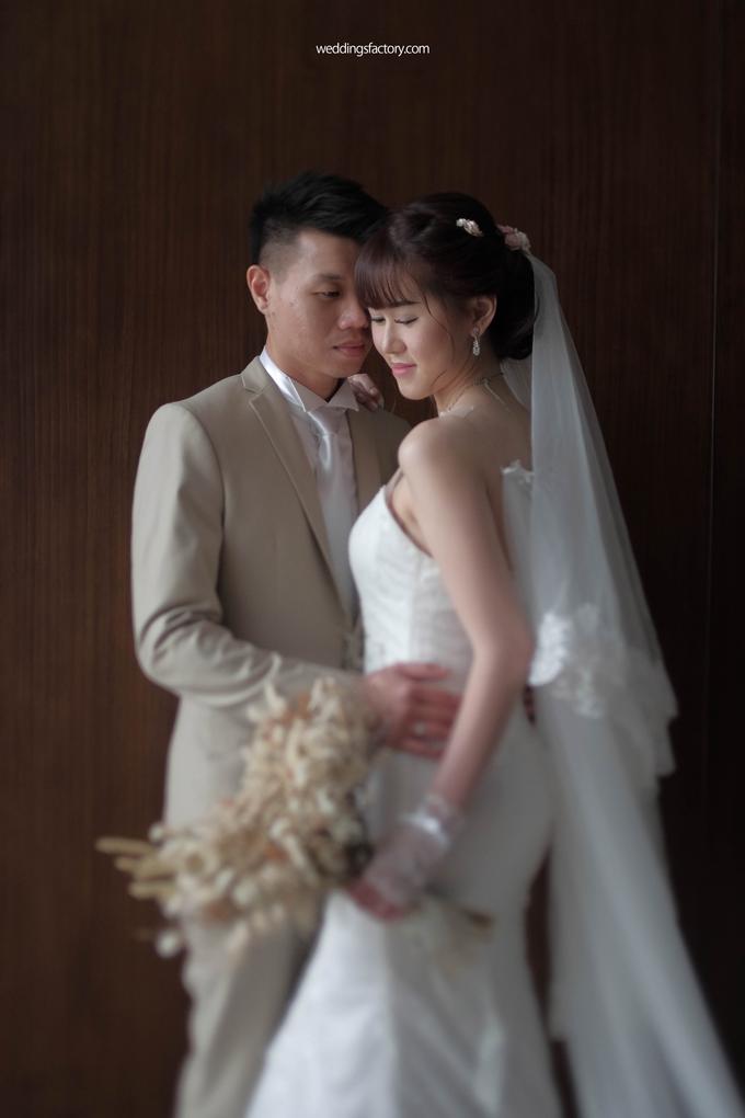 Berny + Caroline Wedding by Wedding Factory - 014