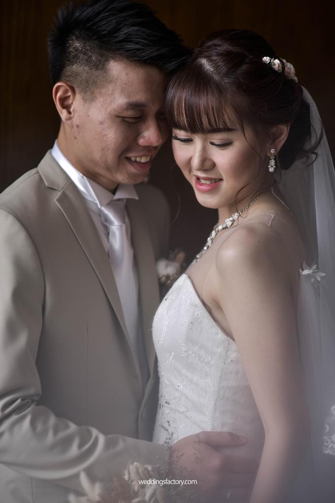 Berny + Caroline Wedding by Wedding Factory - 015