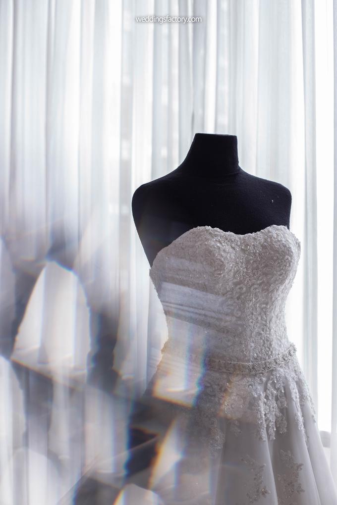 Ardian + Iline Wedding by Wedding Factory - 023