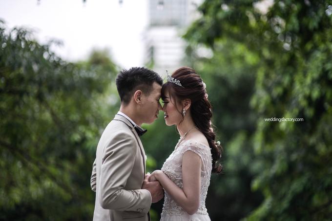 Berny + Caroline Wedding by Wedding Factory - 018