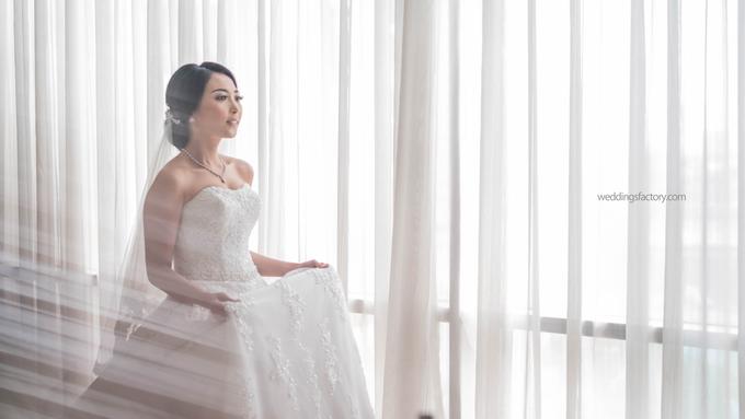 Ardian + Iline Wedding by Wedding Factory - 028