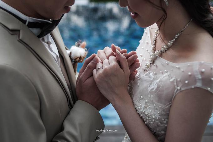 Berny + Caroline Wedding by Wedding Factory - 019