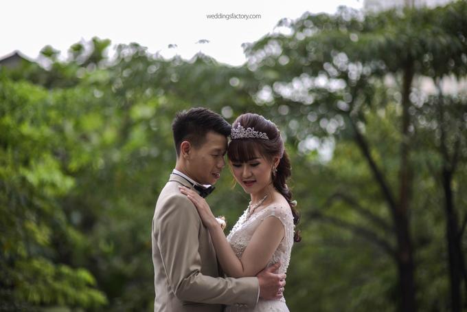 Berny + Caroline Wedding by Wedding Factory - 020