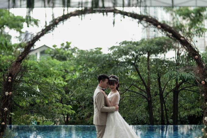 Berny + Caroline Wedding by Wedding Factory - 021