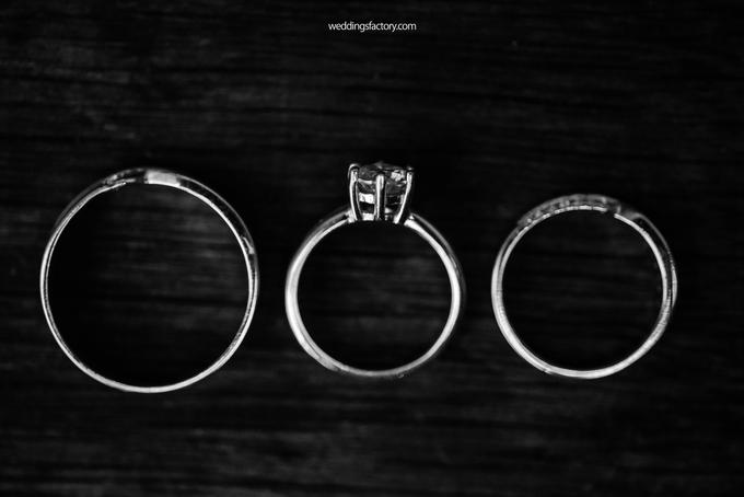 Berny + Caroline Wedding by Wedding Factory - 022