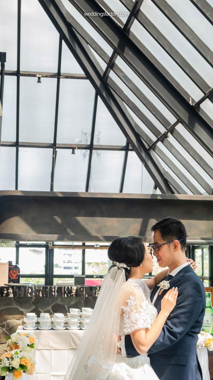 Ardian + Iline Wedding by Wedding Factory - 032