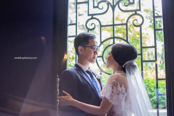 Ardian + Iline Wedding by Wedding Factory - 033