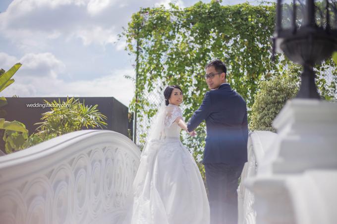 Ardian + Iline Wedding by Wedding Factory - 034