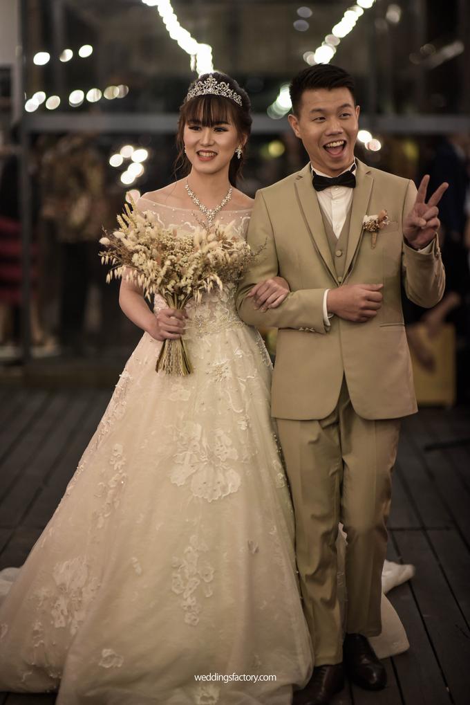 Berny + Caroline Wedding by Wedding Factory - 023
