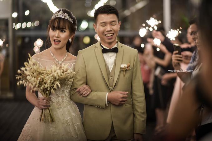 Berny + Caroline Wedding by Wedding Factory - 024