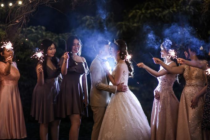 Berny + Caroline Wedding by Wedding Factory - 025