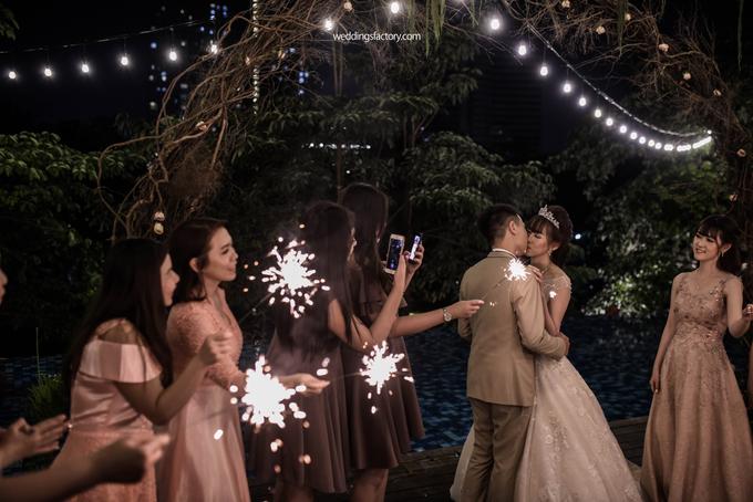 Berny + Caroline Wedding by Wedding Factory - 026