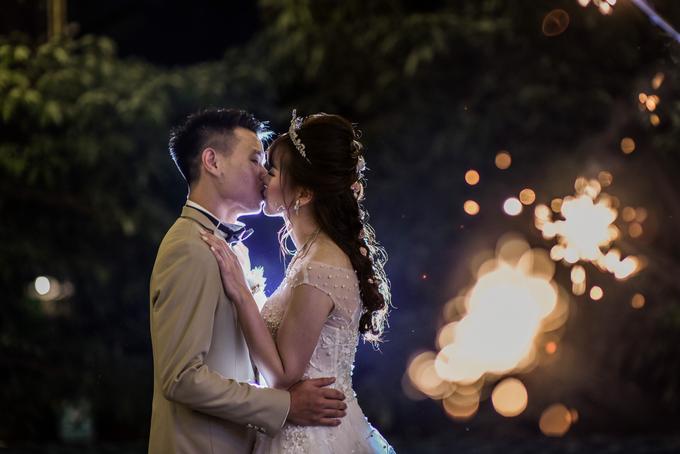 Berny + Caroline Wedding by Wedding Factory - 027