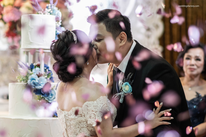 Hendro + Diana Wedding by Wedding Factory - 007