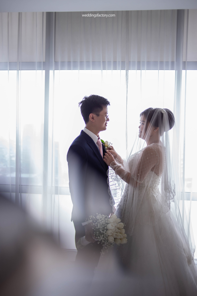 David + Verda Wedding by Wedding Factory - 001