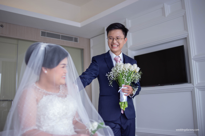 David + Verda Wedding by Wedding Factory - 005