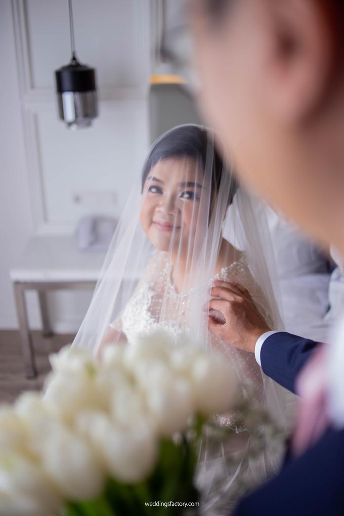 David + Verda Wedding by Wedding Factory - 006