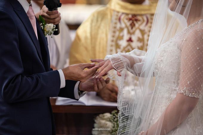 David + Verda Wedding by Wedding Factory - 008