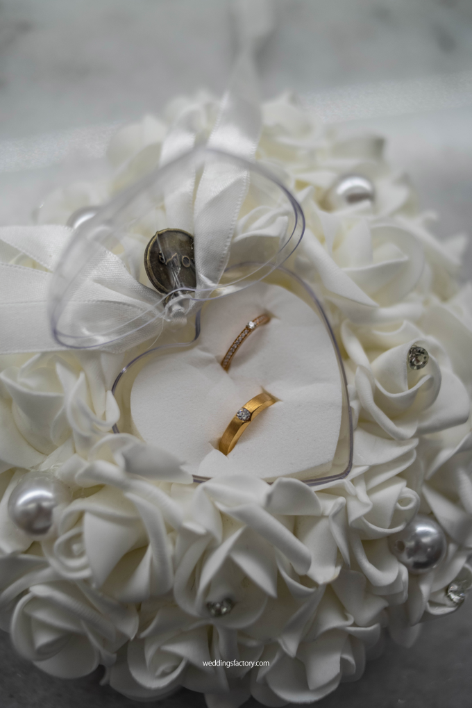 David + Verda Wedding by Wedding Factory - 014