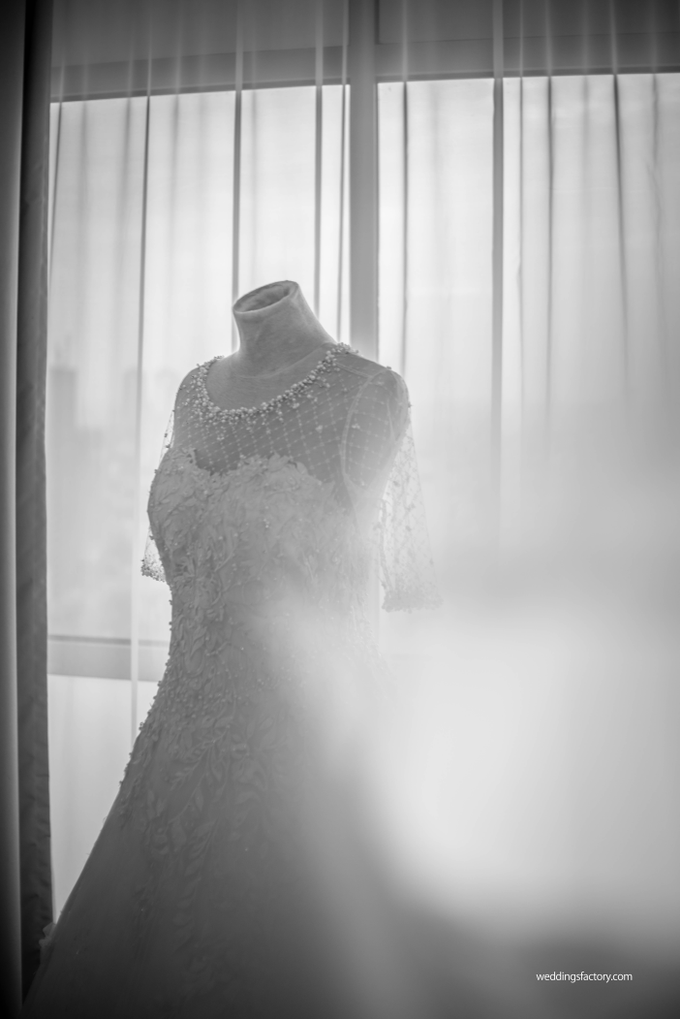 David + Verda Wedding by Wedding Factory - 019