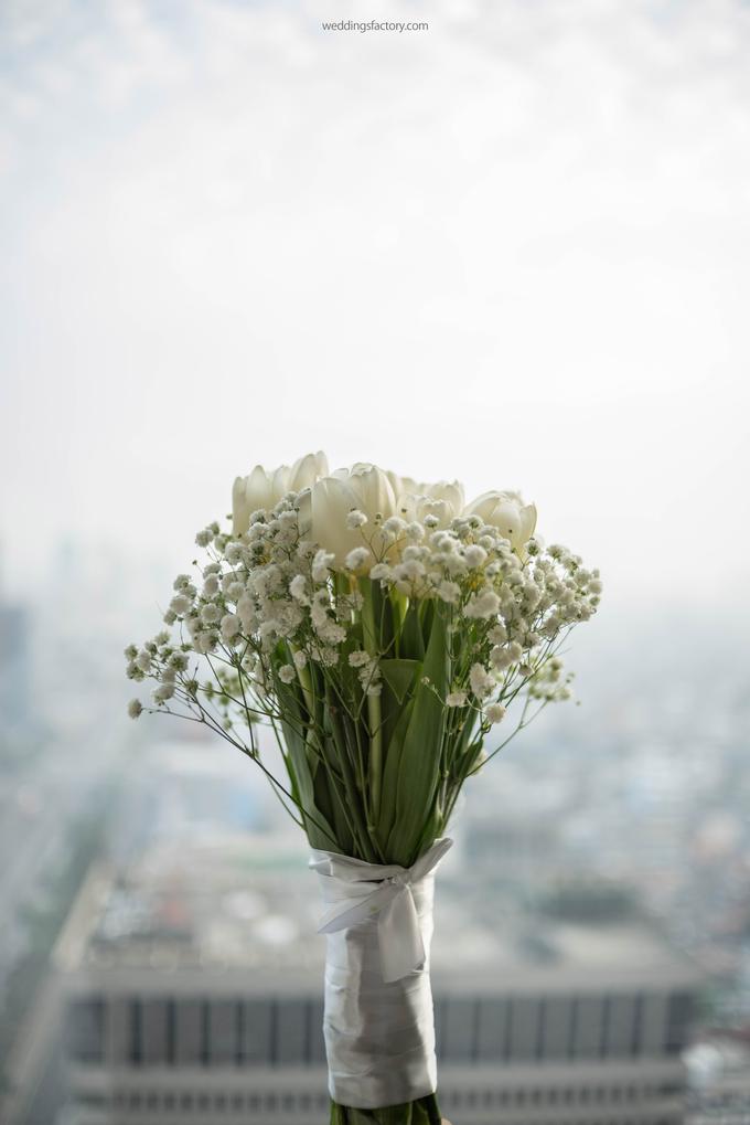 David + Verda Wedding by Wedding Factory - 021
