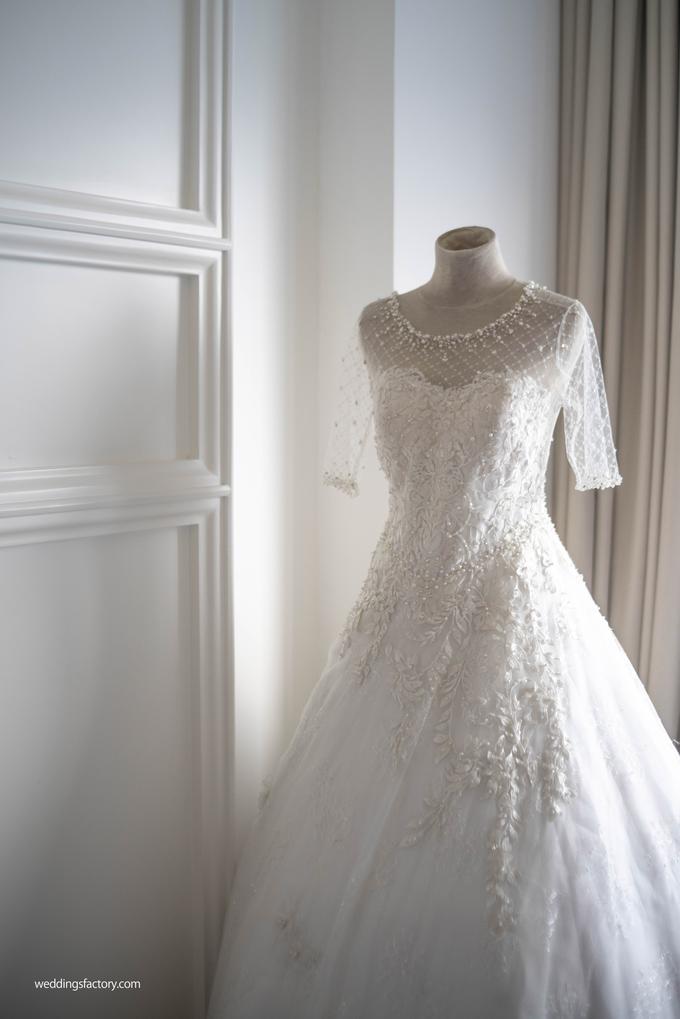 David + Verda Wedding by Wedding Factory - 022