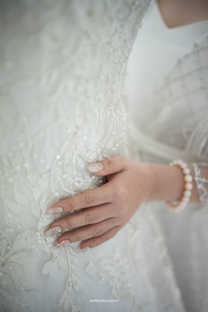 David + Verda Wedding by Wedding Factory - 027