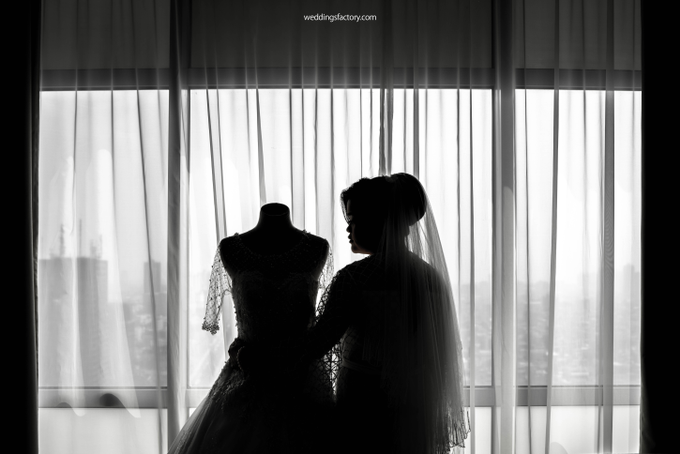 David + Verda Wedding by Wedding Factory - 028