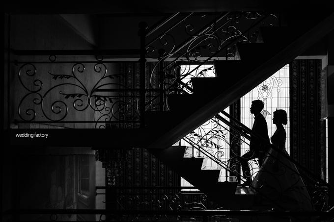 Ridwan + Sazha Wedding by Wedding Factory - 002