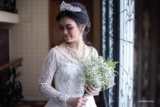 Ridwan + Sazha Wedding by Wedding Factory - 006