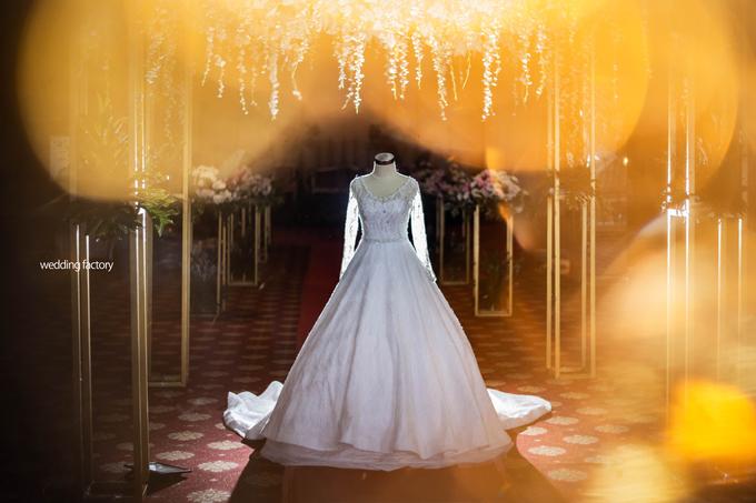 Ridwan + Sazha Wedding by Wedding Factory - 007