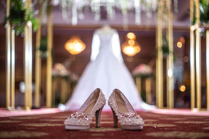 Ridwan + Sazha Wedding by Wedding Factory - 008