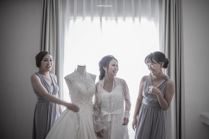 Ryan + Yuliana Wedding by Wedding Factory - 004