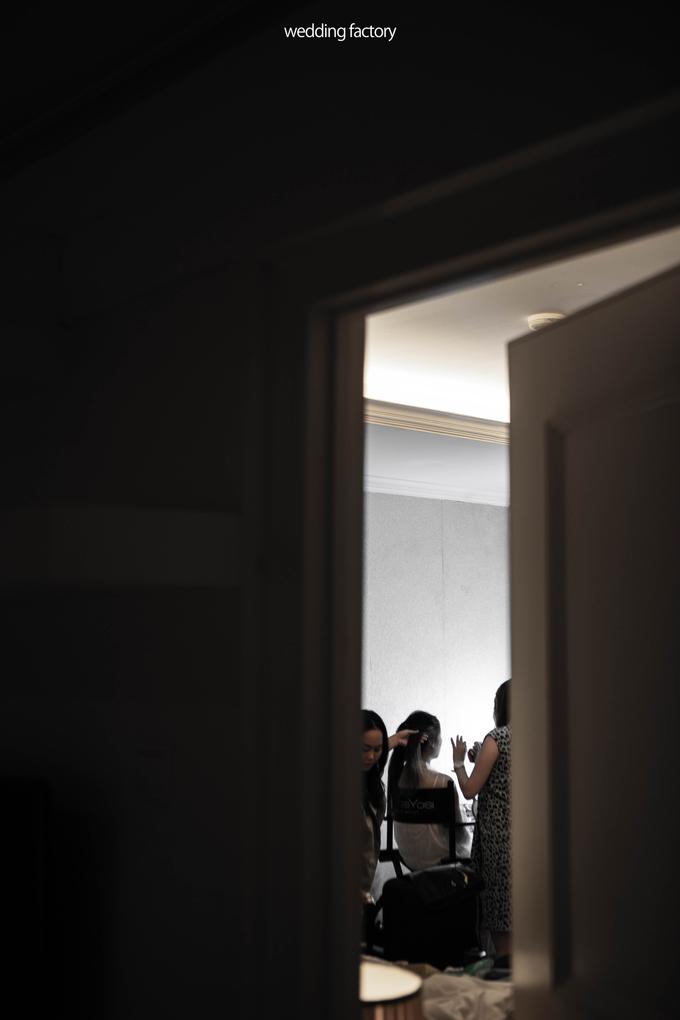 Ryan + Yuliana Wedding by Wedding Factory - 007