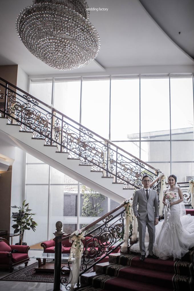 Ryan + Yuliana Wedding by Wedding Factory - 008