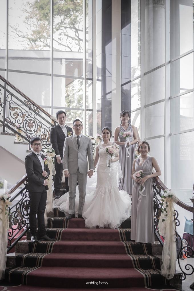 Ryan + Yuliana Wedding by Wedding Factory - 009